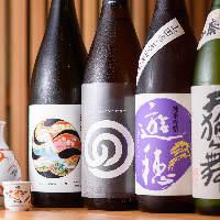【地酒】 石川の風土が育む美酒銘酒に全国各地の厳選酒も