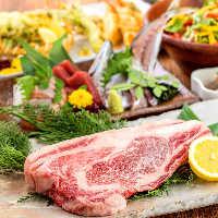 【金沢駅NEWOPEN】 特選和牛を使用したお料理もご用意◎