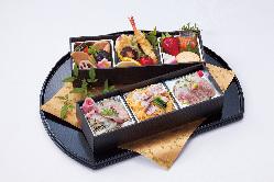 『鯛めし弁当』 2,000円(税抜)