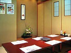 落着いた雰囲気の個室 (3部屋)