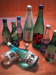 酒の国 土佐の地酒をご用意