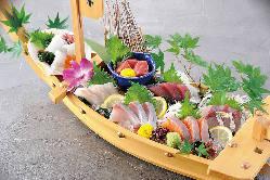 魚の鮮度抜群! 瀬戸内海に恵みを堪能!
