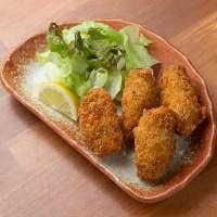 瀬戸内海で獲れた大きなカキをご賞味ください!