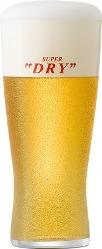 ビールはアサヒもキリンもエビスもあります!