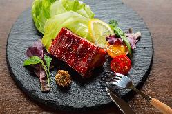 城川ベーコンは肉厚で食べ応えたっぷり◎おつまみに最適です!