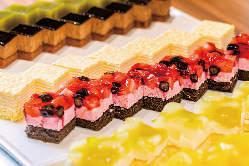お肉~お野菜まで、素材にこだわっております。