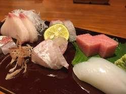 瀬戸内の新鮮な魚介類が楽しめます!