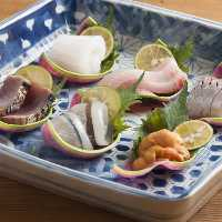 瀬戸内の新鮮魚介 相性の良い日本酒も豊富