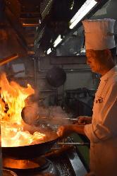 高火力で作った中華は絶品!再現された本場の味をご賞味下さい。