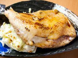 山鳥人気の鳥料理! お越しの際はぜひお食事ください!