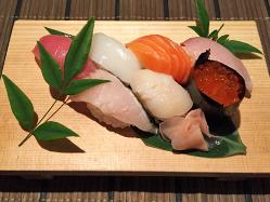 瀬戸内の新鮮な魚介類をお寿司で堪能♪