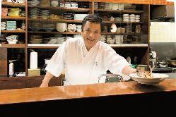 瀬戸内海の幸を使用した海鮮料理がおススメ!一品にこだわる!