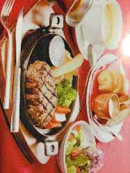 限定販売☆網焼き『ゲンコツ』ハンバーグステーキ