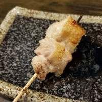 上質な食材を使用した多彩で美味しい串料理をお手頃価格で♪