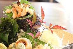 和食でおもてなし。讃岐の食を存分にご堪能下さい。