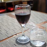 常連様からのご要望によりワインもあり!ドリンク豊富♪