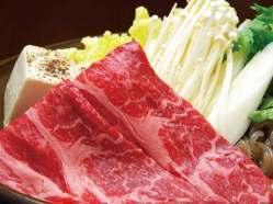 香川のオリーブ牛を鍋やすき焼きで味わえる居酒屋。