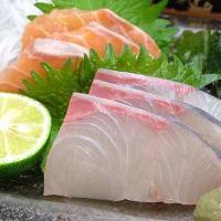 旬なお魚のお刺身が愉しめるのも当店の魅力!