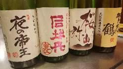 広島の名酒そろってます!