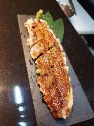 徳島県産 うなぎの天ぷら