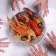 手づかみシーフードMakky's The Boiling Shrimp 【マッキーズ】