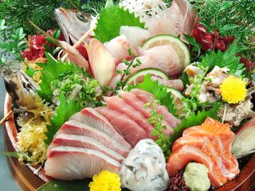 三代目網元 魚鮮水産 名取杜せきのした店