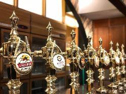 仙台工場直送生ビールをドラフトマスターが注ぎます!