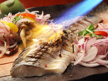 串焼と郷土料理 牡鹿半島