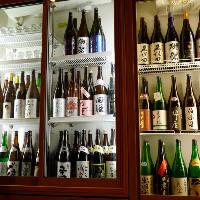 日本酒豊富にご用意しております!東北各地の銘酒を是非。