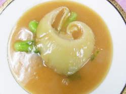 中華の高級食材といえば・・・ ふかひれ!あわび!北京ダック!