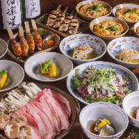 【会社宴会に】「比内地鶏を堪能する」ご宴会5,000円(税込)
