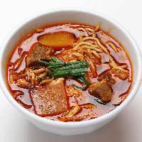 焼き肉屋さんが美味しいスープで作ったもちもち『太麺』ラーメン