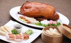 絶品中華料理を御堪能下さい。