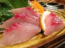 隠れた名産『鯉』の刺身 臭みは無くイメージ変わりますよ!