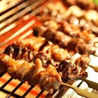 鶏肉は徳島産阿波尾鶏にこだわりました!