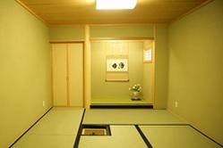 茶室(2階)