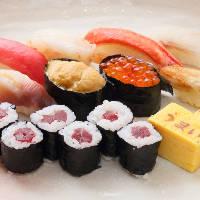 【鮨】 ネタは仕入れ次第。その時期の美味しいものをご提供!