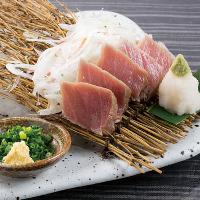 中とろの藁焼き 980円(税抜)