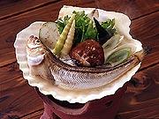 塩魚汁など秋田郷土料理とゆっくり味わえる老舗です。