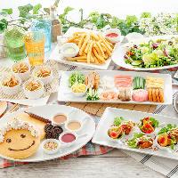 3時間カラオケ0円付!選べる料理の3つのコースが各2,000円(税抜)