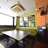 少人数個室〜大規模パーティールームまで人数に応じた個室が多数