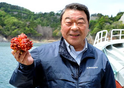 仙台を元気にしたい。復興への想いを込めた食材が満載!