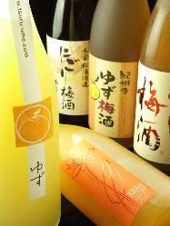 他にもオススメで珍しいお酒もご用意しています。