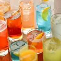 【カラオケ&飲み放題】 ルーム料込でお得な飲み放題あり!