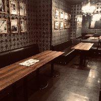 【デザイナーズ空間】 完全個室でご宴会&カラオケを満喫。