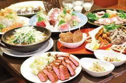 コース料理もございます。 ご予約受付中です!