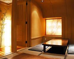 接待やご宴会に!個室も完備。 個室は2部屋有ります。
