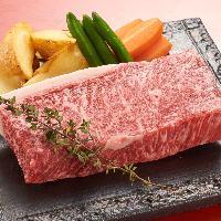 福島牛など豪華食材を味わえる満足感◎のコースをご用意!