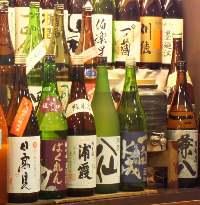 厳選日本酒は飲み放題でもOK!地酒を味わうならほっこりへ。