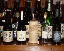 焼酎、日本酒 40種類